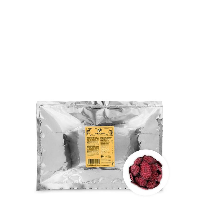 KoRo BIO Rote Beete Chips 200 g
