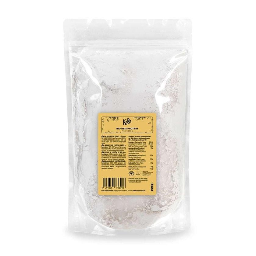 KoRo Bio Reisprotein 500 g
