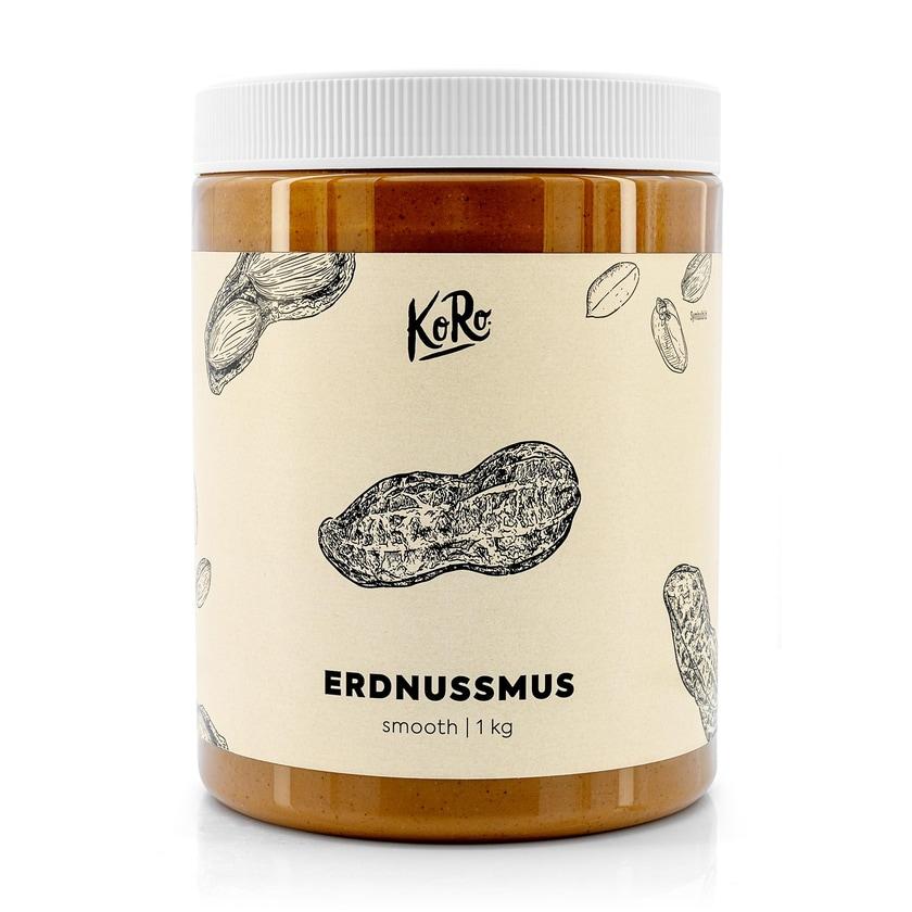 KoRo Erdnussmus 1 kg