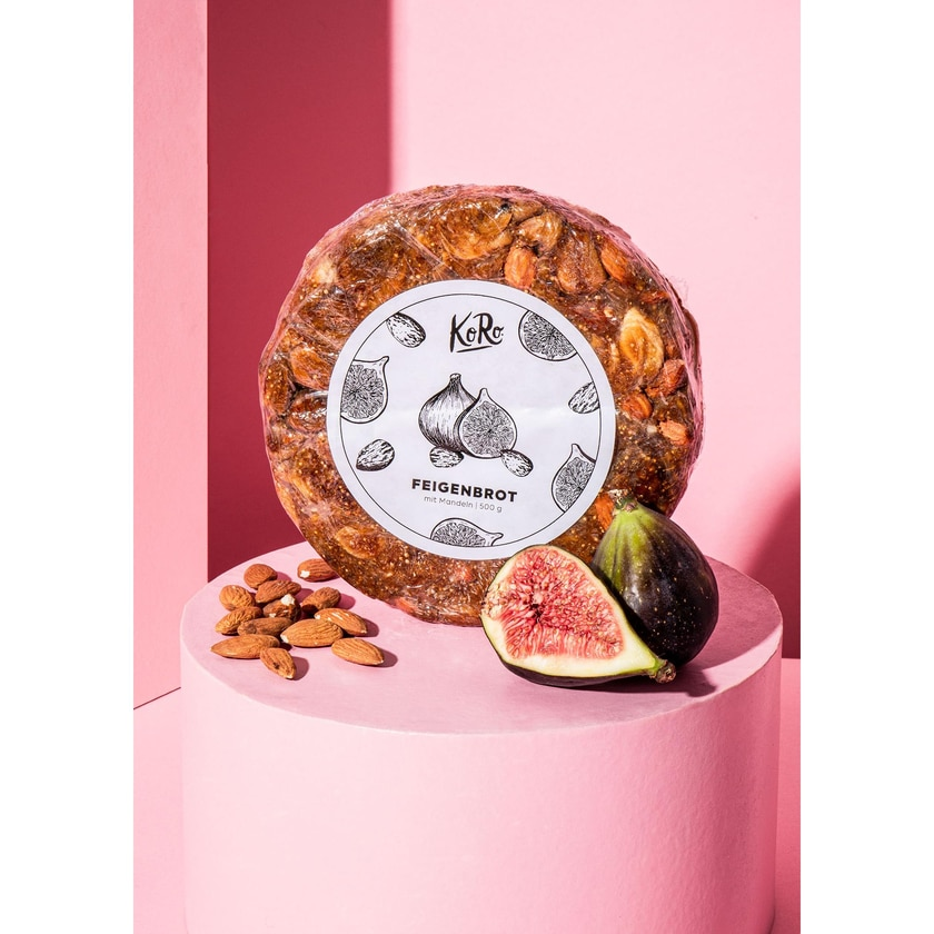 KoRo Feigenbrot mit Mandeln 500 g
