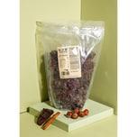 KoRo Schoko Protein Crunchies mit Zimt ohne Zuckerzusatz 1 kg