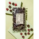 KoRo Skinny Dipped Gefriergetrocknete Himbeeren in Zartbitterschokolade 500 g