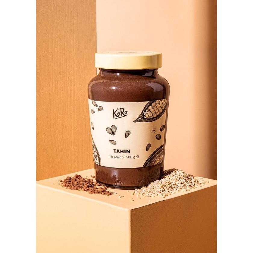 KoRo Tahin mit Kakao 500 g