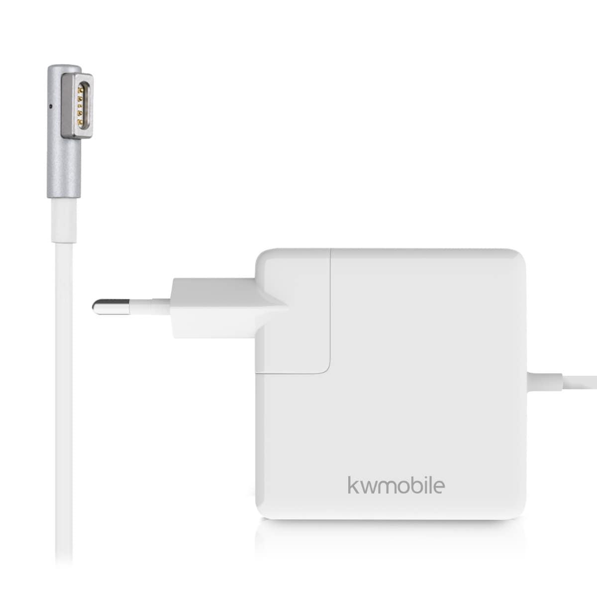 Macbook Ladegerät 45W in Weiß