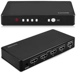 4k HDMI Switch 4x1 PIP