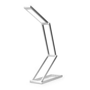 LED Tischlampe aus Aluminiumlegierung mit Akku, faltbar, dimmbar, V2