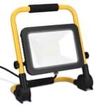 LED Baustrahler mit 3m Netzkabel - 30W