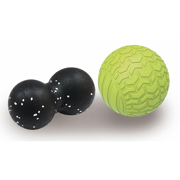 Ecowellness Faszien-Ball Rollmassage Set