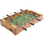 L.A. Sports Mini Kickertisch mobiles Tischfußball Spiel für den Tisch Holzdesign