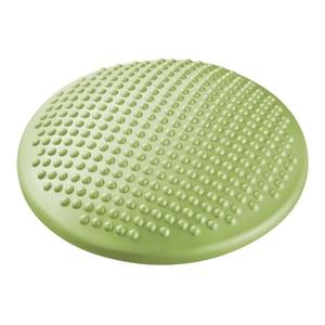 ecowellness Massage Balance-Kissen und Sitzkissen 38cm mit Luftpumpe