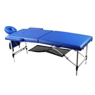 Body Coach mobile Massageliege Aluminium
