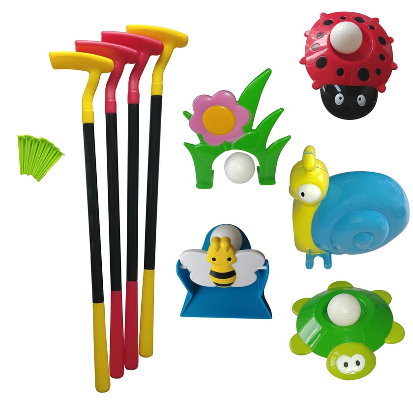Play Fun Kinder Minigolf Spielset