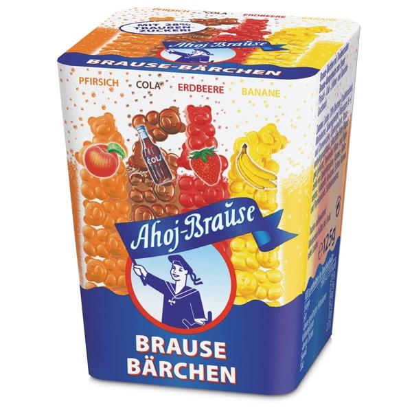 Frigeo Ahoj-Brause Brause-Bärchen 125g