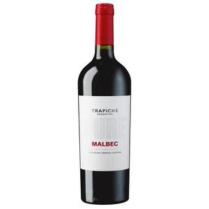 Trapiche Pure Malbec Rotwein Mendoza 14% 0,75l