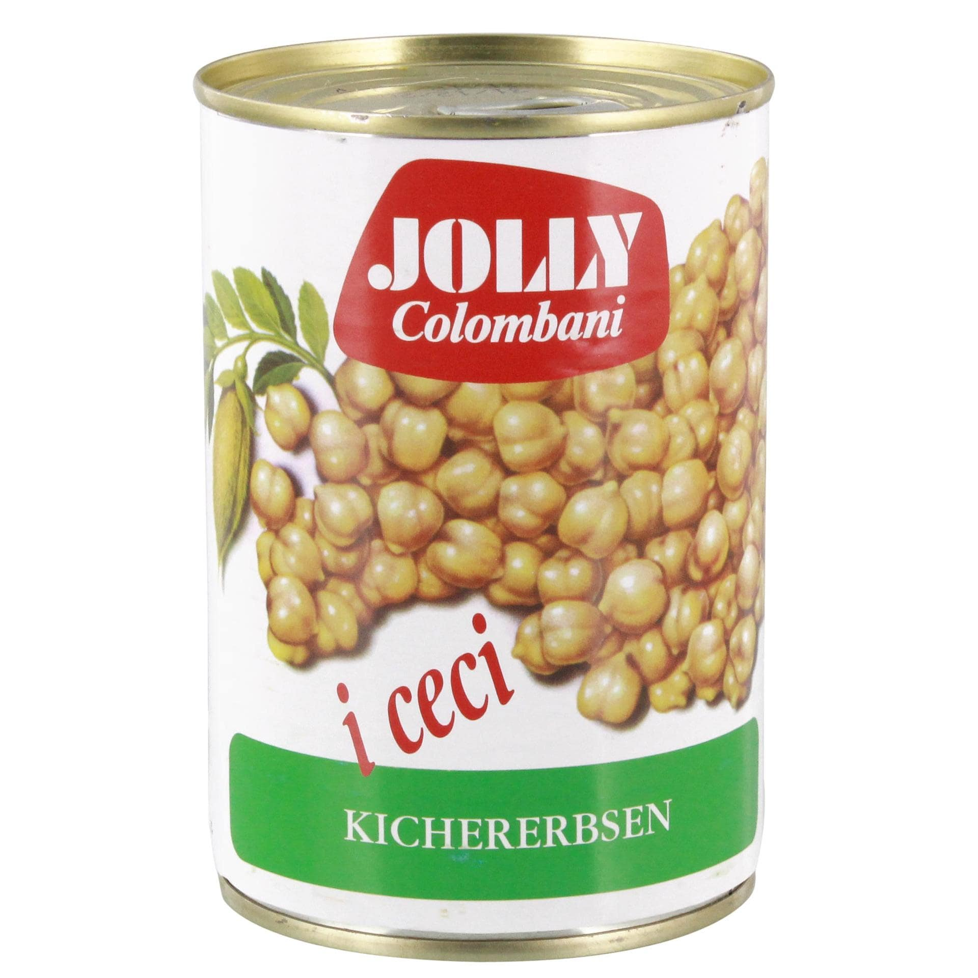 Jolly Colombani i Ceci Kichererbsen 240g