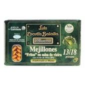 Lo Bueno Mejillones Muscheln Sauce galizischer Art 80g