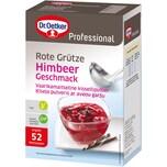Dr.Oetker - Rote Grütze Himbeer Instant - 1kg