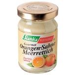 Scandia Pepparrot Gourmet Orangen-Sahne Meerrettich 80g