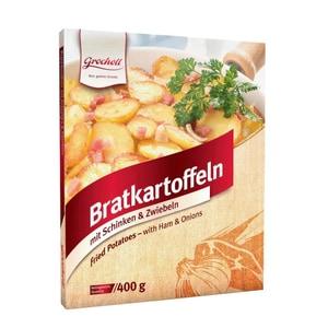 Grocholl - Bratkartoffeln Schinken und Zwiebeln - 400g