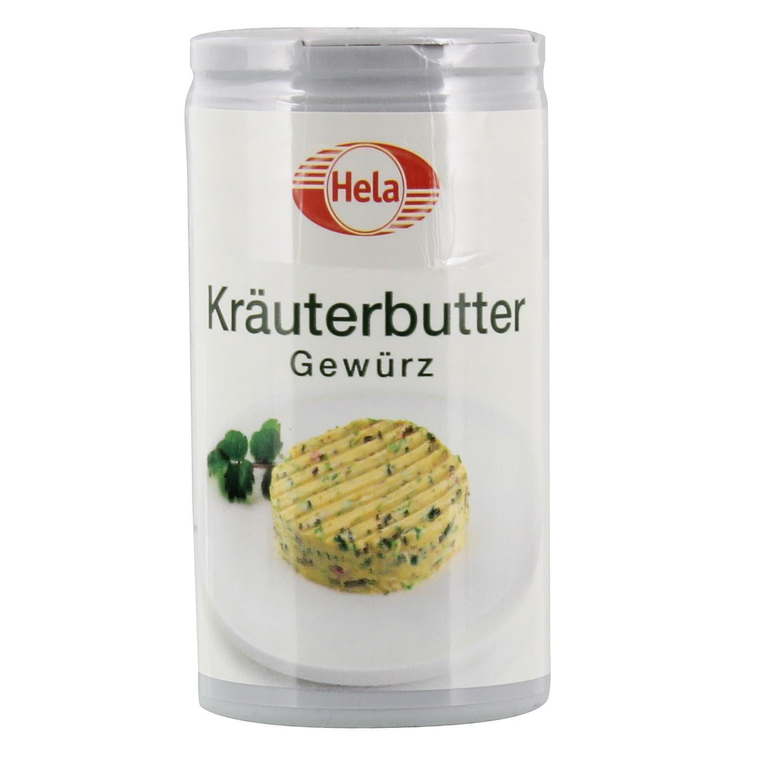 Hela - Kräuterbutter Gewürz Gewürzspender - 25g
