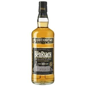 BenRiach Curiositas 10 Jahre Malt Whisky 0,7l