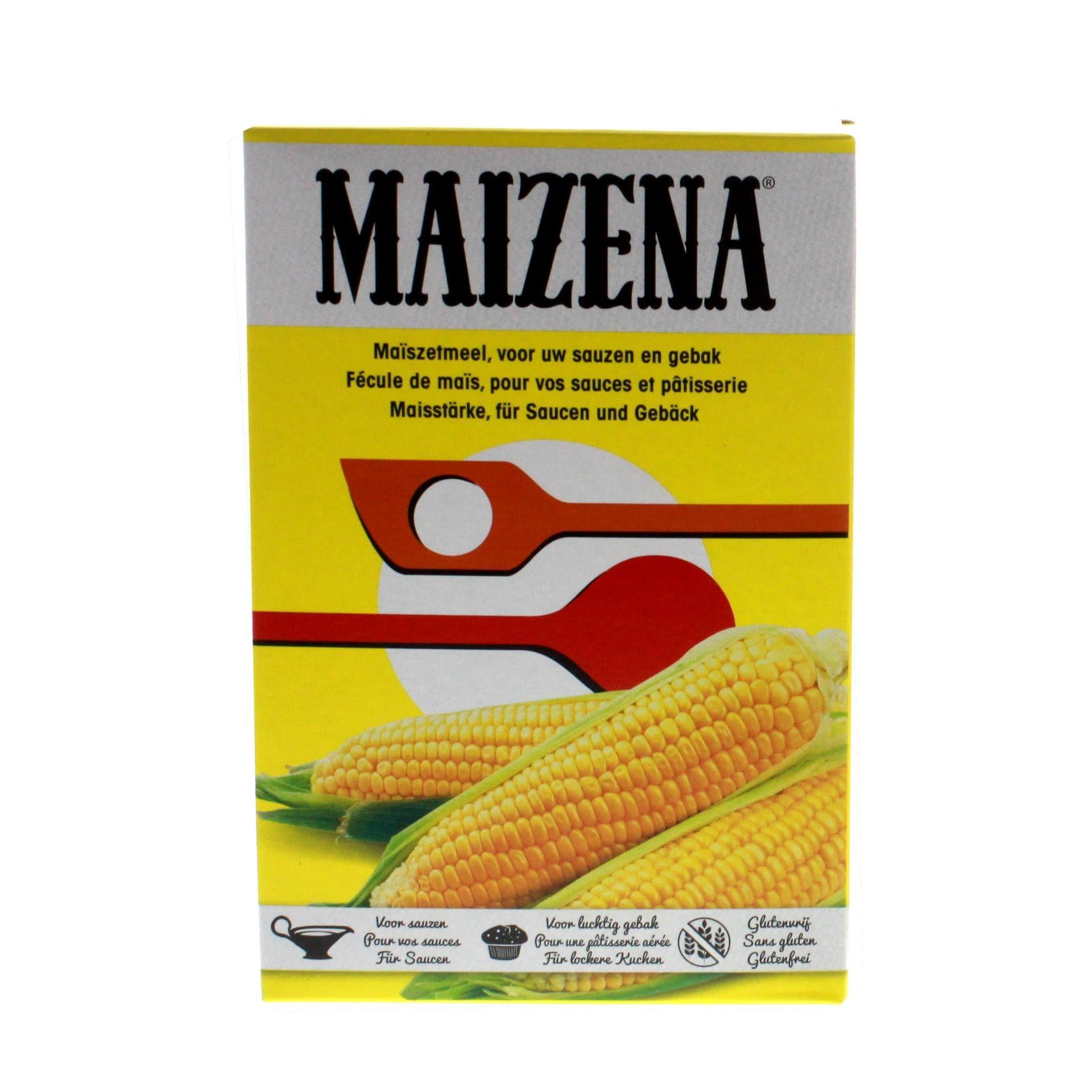 Maizena - Maismehl feine Speisestärke glutenfrei - 400g