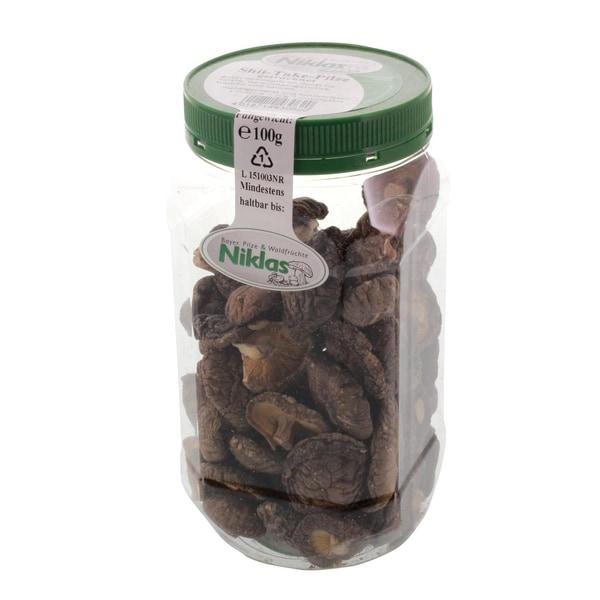 Niklas - getrocknete Shii-Take-Pilze - 100g
