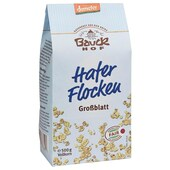 Bauck Hof Bio Haferflocken Großblatt 500g