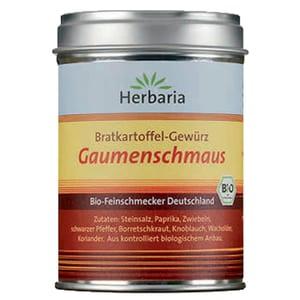 Herbaria Bio Gaumenschmaus Bratkartoffelgewürz 100g
