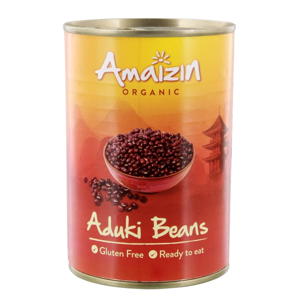 Amaizin Bio Adzuki Bohnen 240g