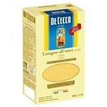 De Cecco - Lasagne all'uovo Lasagneblätter Nudeln - 500g