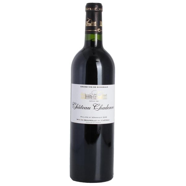 Château Chadenne Fronsac Bordeaux AC Rotwein trocken 15% 0,75l
