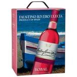 Faustino Rivero Ulecia Bobal Rosé Wein 12% BaginBox 5,0l