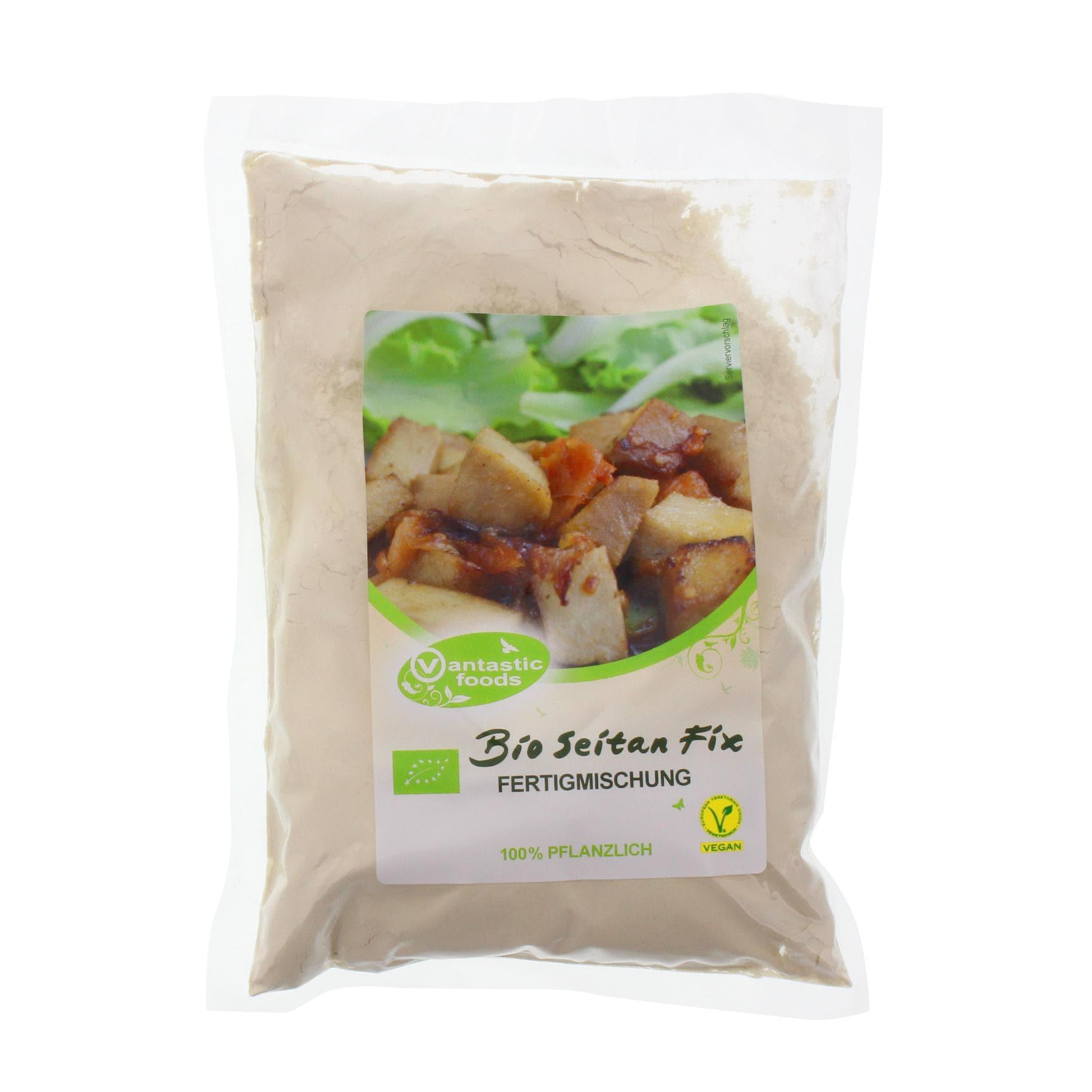 Vantastic foods Bio Seitan Fix Fertigmischung 250g