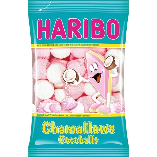 Haribo - Chamallows Cocoballs - Schaumzucker - 200g