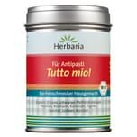 Herbaria Bio Tutto Mio Antipasti Gewürzmischung 65g