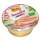 Tartex Bio Wie Teewurst Brotaufstrich 120g