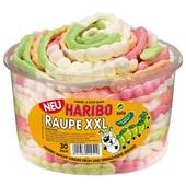 Haribo Raupe XXL Schaumzucker 30St
