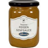 Culinaria Tessiner Feigen Senfsauce 525ml