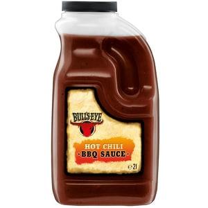 Bulls-Eye BBQ Sauce Hot Chili 2l