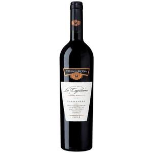 Vina La Rosa La Capitana Carmenere Reserva Rotwein trocken 14% 0,75l