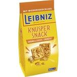 Bahlsen Leibniz - Kekse Knusper Snack Karamellisierte Erdnüsse - 175g