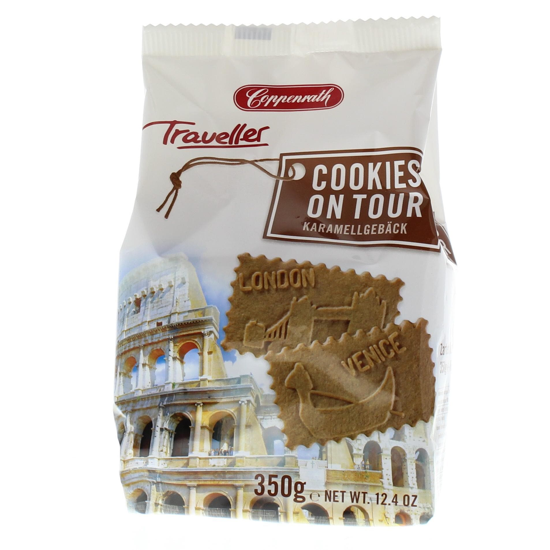 Coppenrath - Cookies on Tour - Karamellgebäck - 350g
