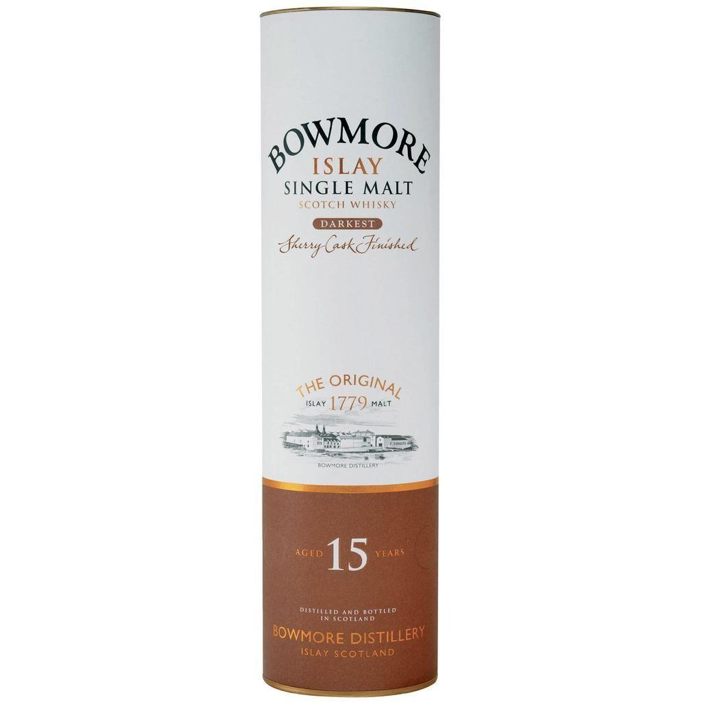 Bowmore Islay Malt Single Malt Scotch Whisky 15 Jahre 0,7l