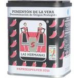 Las Hermanas Pimenton de la Vera Paprikapulver süß 70g