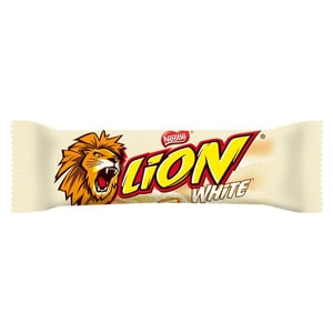 Lion - White Schokoriegel - 42g