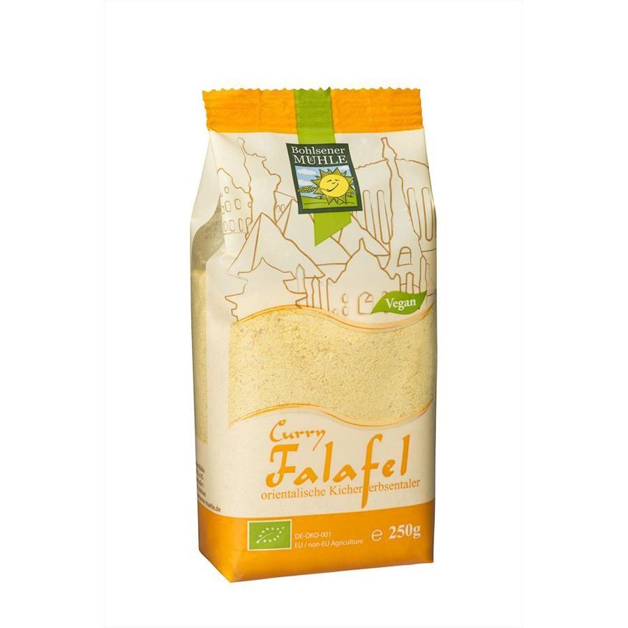 Bohlsener Mühle Bio Curry Falafel Mischung 250g