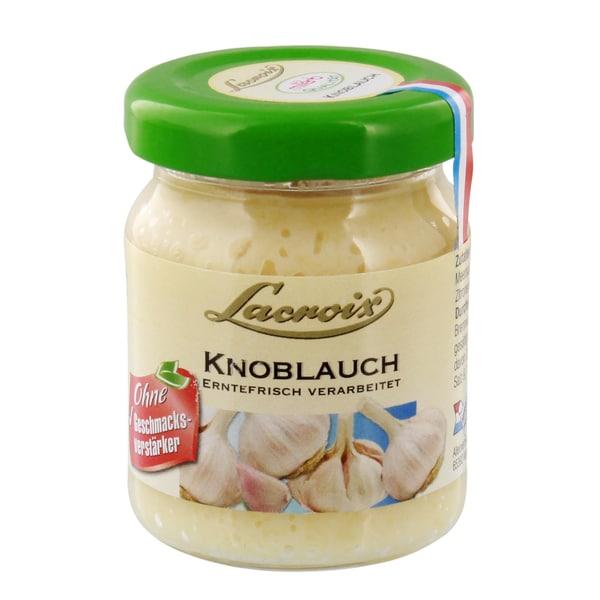 Lacroix - Knoblauch in Öl Würzmittel - 50g