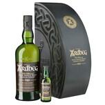 Ardbeg Geschenkpackung 10 Jahre Islay Single Malt Scotch Whisky 0,7l + Uigeadail 0,05l