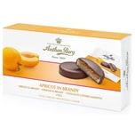 Anthon Berg Aprikosen in Brandy gefüllte Schokolade Marzipan 220g